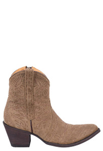 Old Gringo Women's Tan Viana Boots - Side