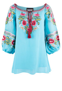 Vintage Collection Marcie Tunic - Front