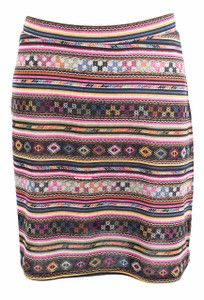 Double D Ranch Fandango Mini Skirt - Front
