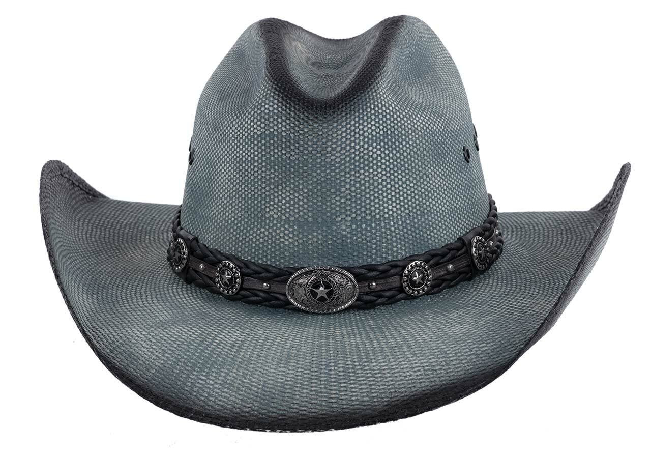b455fa84fd61ca Bullhide Blue Into You Straw Hat - Pinto Ranch