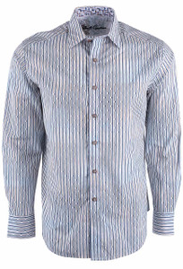Robert Graham Long Sleeve Sierra Sport Shirt - Front