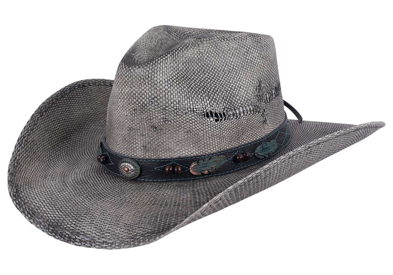 261d18cba8f Bullhide Rampage Straw Hat - Pinto Ranch
