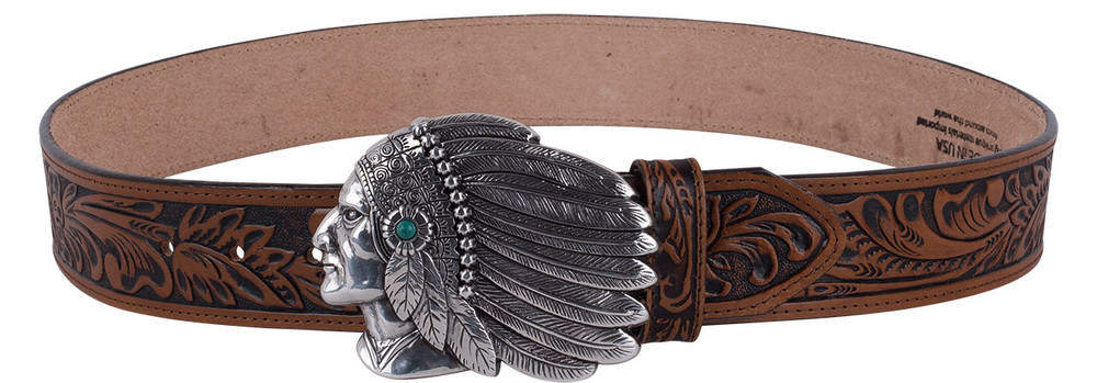 Chieftain Pride Belt