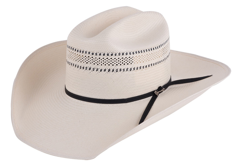 Stetson 10X Addison Straw Hat - Side