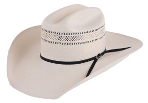 436d9d76 Stetson 10X Rankin Straw Hat - Pinto Ranch