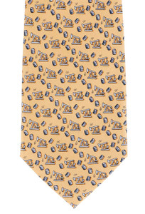 Paris Texas Apparel Co. Thirsty Birds Tie