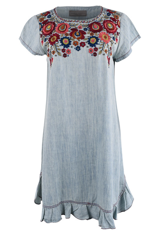 Double D Ranch Kudzoo Dress - Front