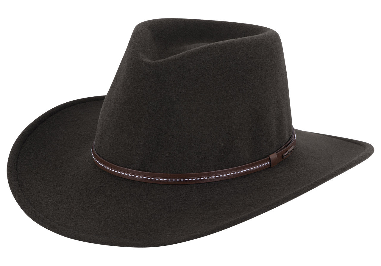 Stetson Crushable Gallatin Outdoor Hat - Pinto Ranch dadaaae3325