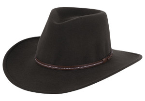 Stetson Gallatin Outdoor Hat - Side