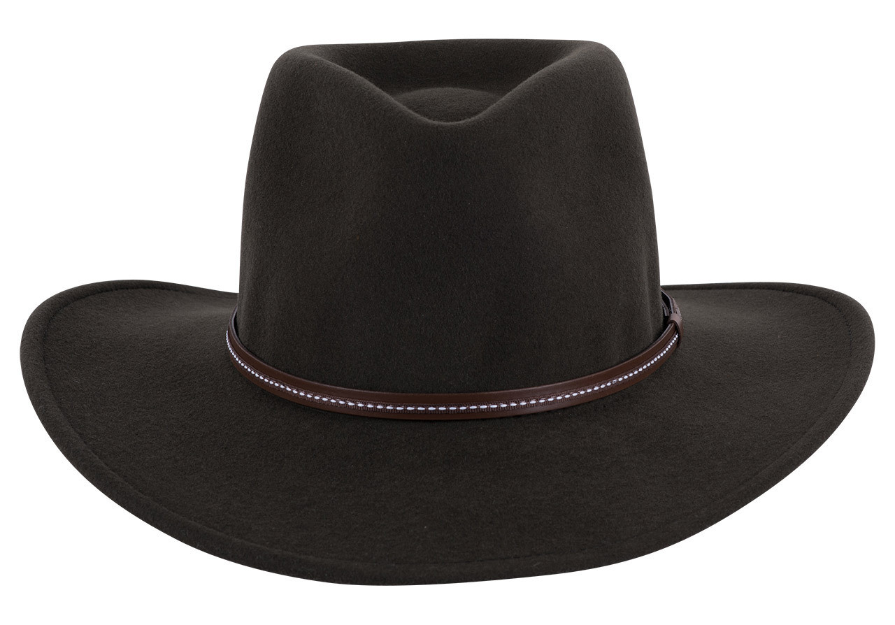 90bce9b53ca34 Stetson Crushable Gallatin Outdoor Hat - Pinto Ranch