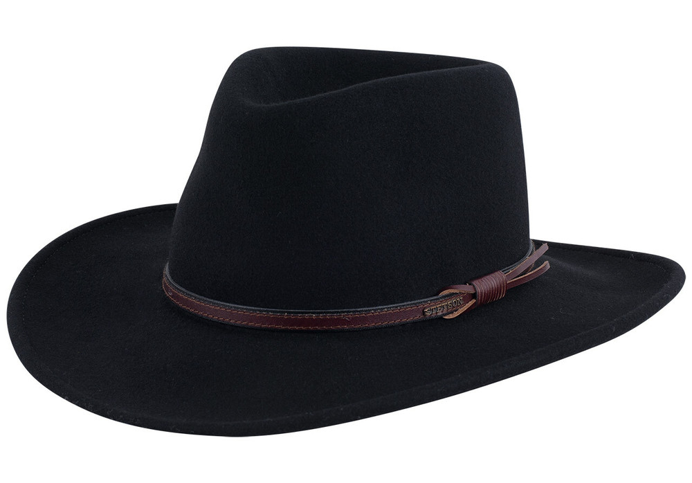 Stetson Bozeman Outdoor Hat - Side