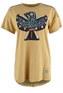 Double D Ranch Santo Domingo Thurnderbird Tee - Front