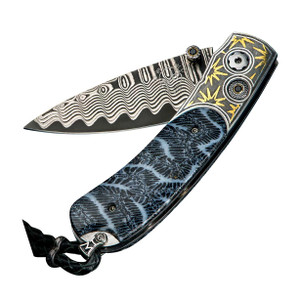 William Henry Kestrel Zephyr Pocket Knife - Front