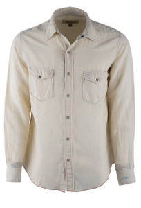 Ryan Michael Eastwood Snap Shirt - Front