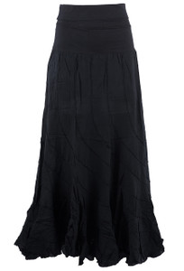 Now & Then Spiral Skirt - Front