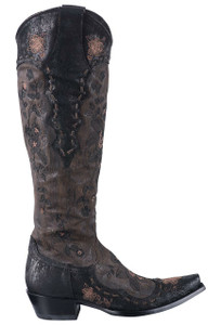 Old Gringo Women's Brown Bonnie Mayra Boots - Side