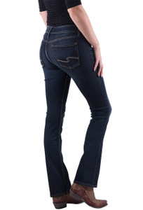 Silver Jeans Co. Suki Curvy Slim Fit Boot Cut Jeans