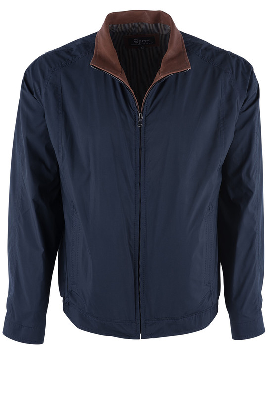 Remy Royal and Timber Windbreaker - Front