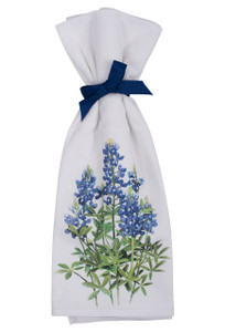 Bluebonnets Flour Sack Towels