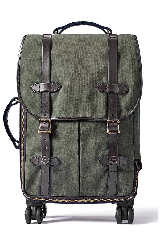 20166638c6e Filson Rolling 4-Wheel Carry-On - Pinto Ranch