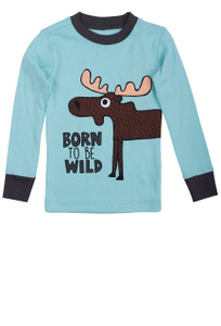 Children's Born To Be Wild Pajamas - Woman