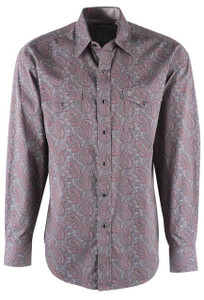 Stetson SAMPLE Snap Shirt - Front
