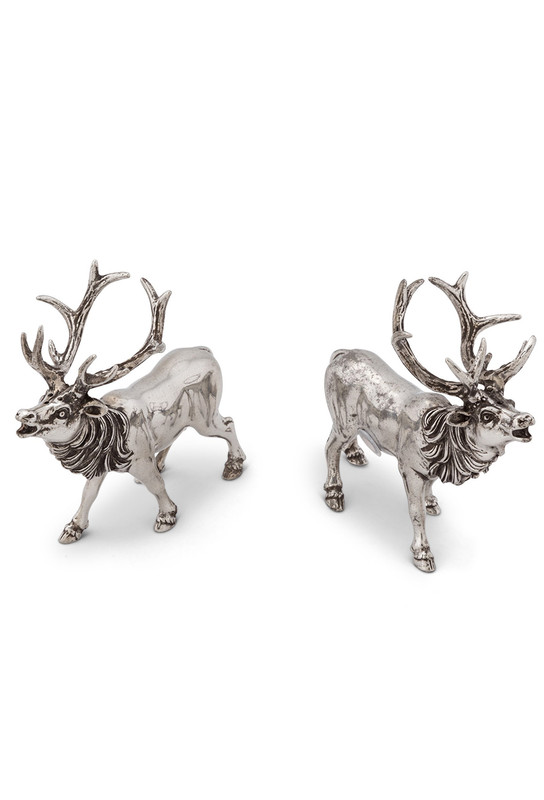 Vagabond House Deer Salt and Pepper Set