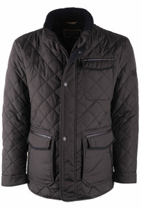 Madison Creek Gunmetal Adventurer Coat - Front