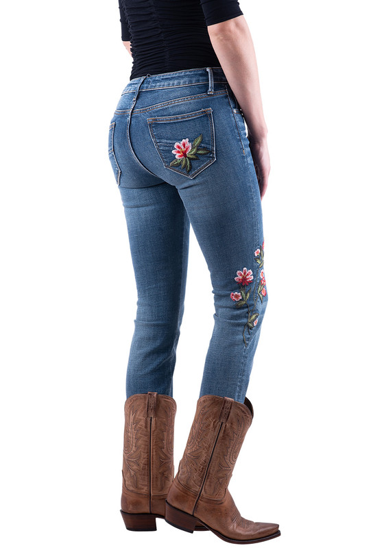Driftwood Kelly Boot Cut Jeans - Hero