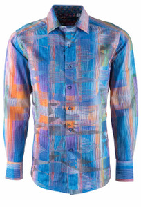 Robert Graham Wallner Sport Shirt - Front