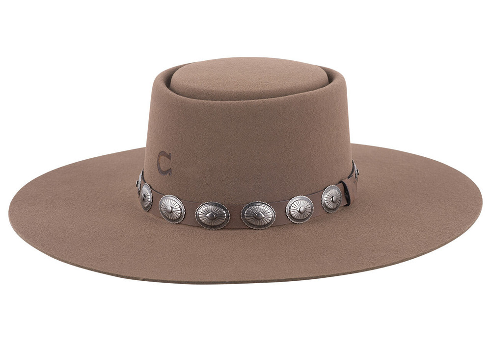 aa71ce1601b Charlie 1 Horse High Desert Pecan Hat - Pinto Ranch
