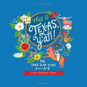 This is Texas, Y'All! Kids' Book