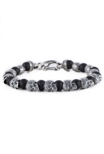 William Henry Shaman Bracelet - Front