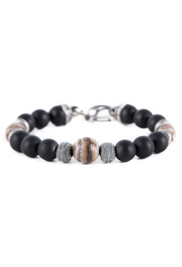 William Henry Ice Age Bracelet - Front
