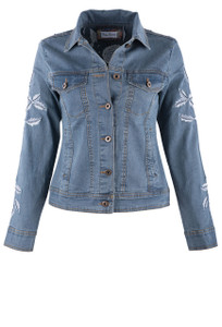 Vintage Collection Milo Denim Jacket - Front