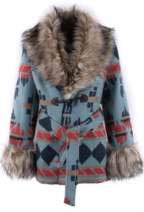 Tasha Polizzi Alpine Plains Jacket  - Front