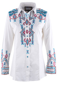 Vintage Collection Kora Western Shirt - Front