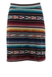 Double D Ranch Arizona Highway Skirt - Front