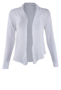 Gigi Bolero Top With Tie - Front