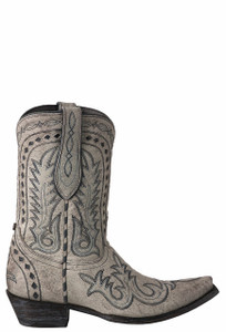 Old Gringo Double D Ranch Texas Jack Cowgirl Boots - Side