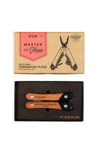 Gentleman's Hardware Multi-Tool Combination Pliers - Front