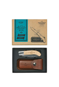 Gentleman's Hardware Pocket Knife - Front