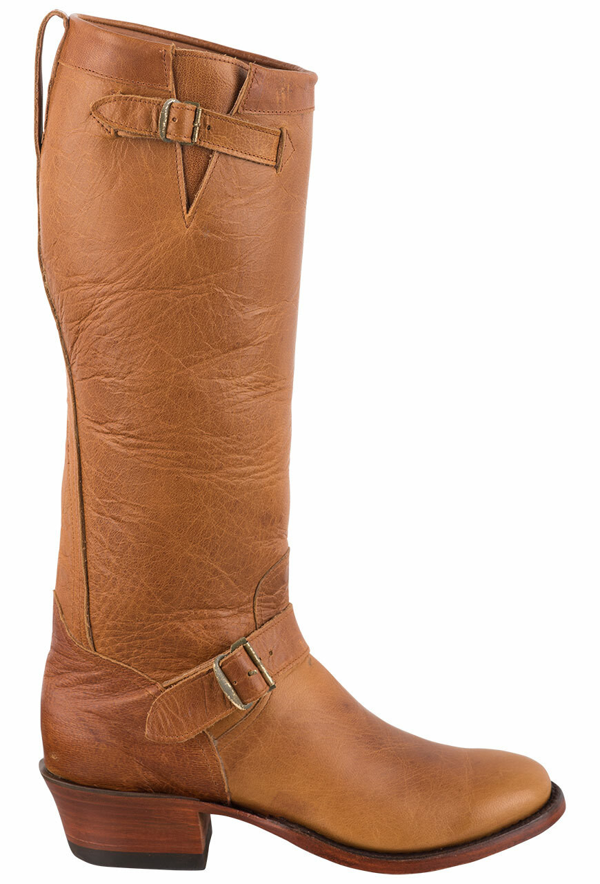 RIOS OF MERCEDES WOMEN'S TAG GOAT JODE TALL COWBOY BOOTS