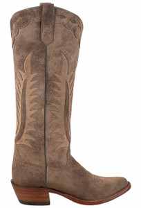 Rios of Mercedes Women's River Rock Lacey Cowboy Boots - Side