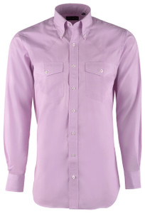 Pinto Ranch YY Collection Fuchsia Shirt - Front