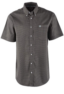 Cinch Multi Dark Diamond Sport Shirt - Front