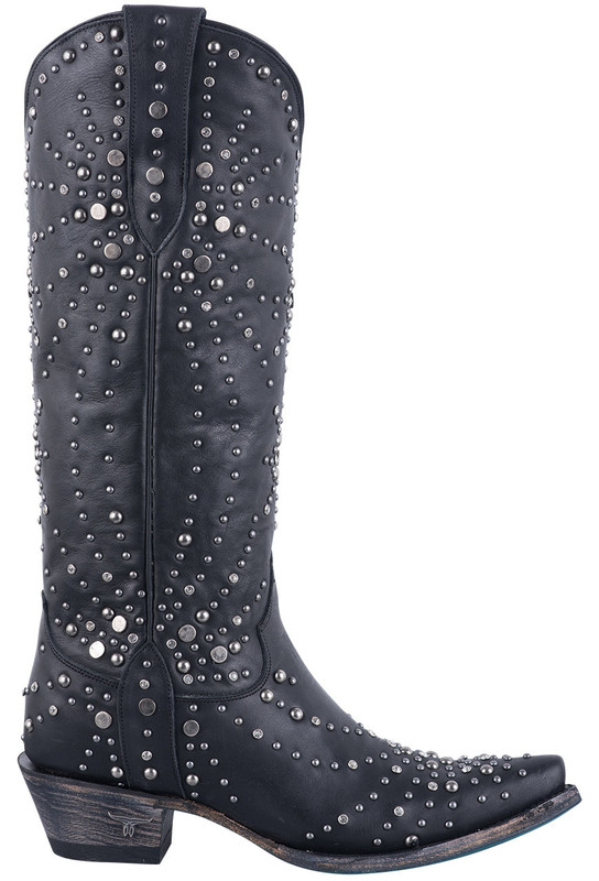 """Lane Women's """"Sparks Fly"""" Cowboy Boots - Side"""
