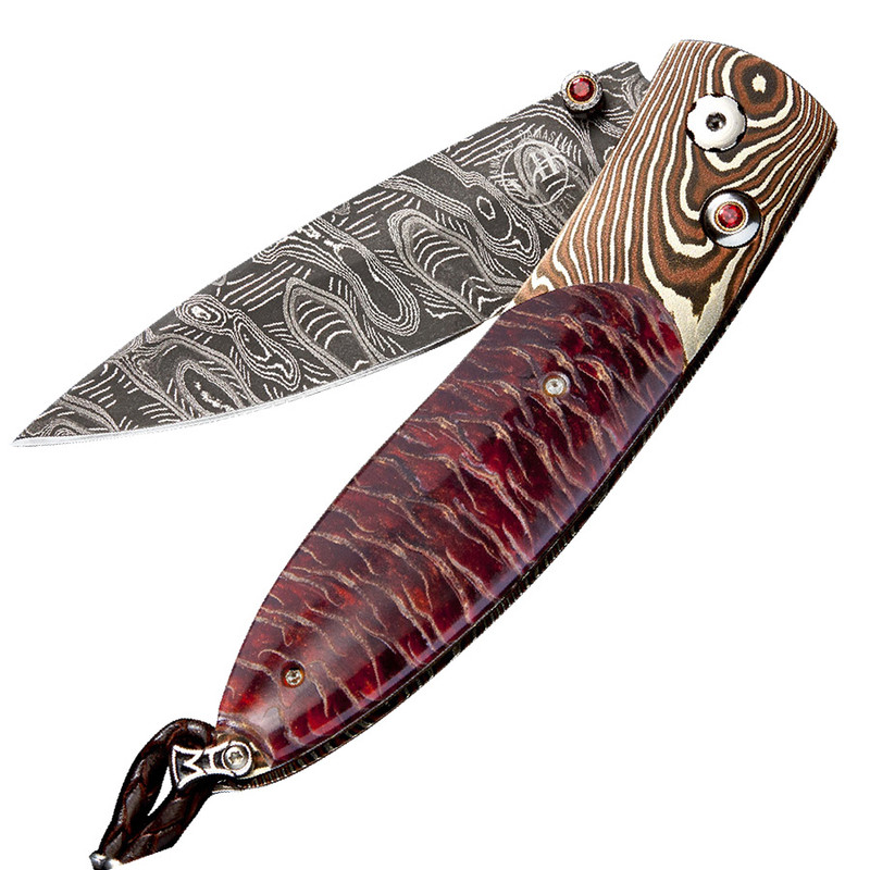 William Henry Monarch Ponderosa Pocket Knife - Front