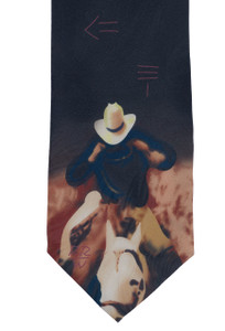 "Rockmount Ltd Edition ""Piggin String"" Tie"