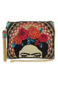 Mary Frances Frida Crossbody Clutch - Front